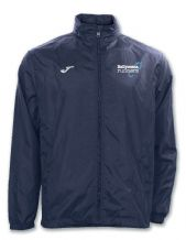 Ballymena Runners Club Joma Alaska II Rainjacket Navy Youth 2019